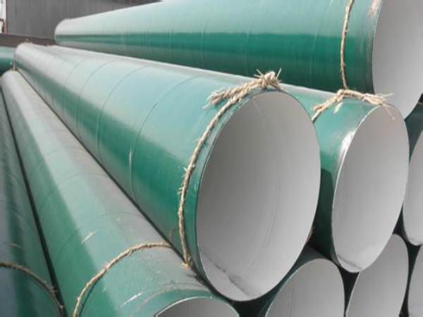 外环氧树脂内IPN8710防腐钢管