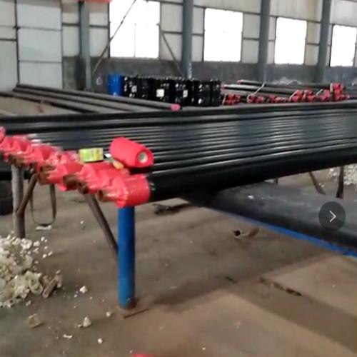 防腐保温钢管成型